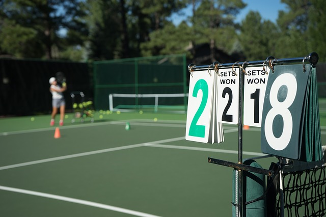 tennis allunga vita