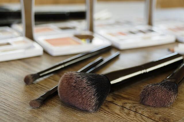 realizzare make up bicolore