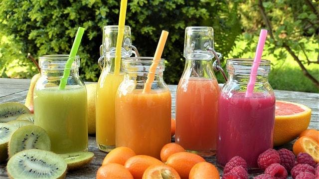 i benefici principali dei succhi preparati-con-estrattori e centrifughe perché sono cosi salutari